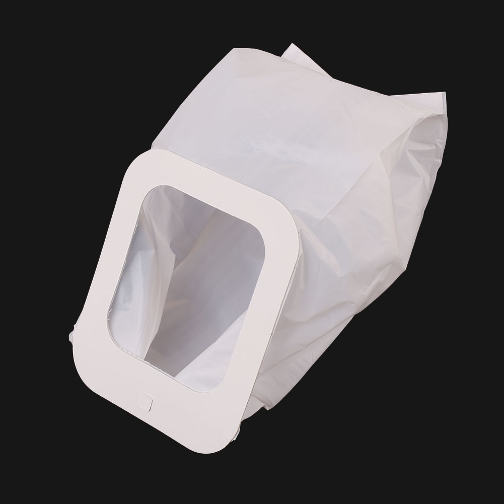 20pcs Pet Dog Toilets Holder Waste Bag Soft Silicone Supplies Cleaning Tool Collection Device Mascotas Cachorro Chien Perros