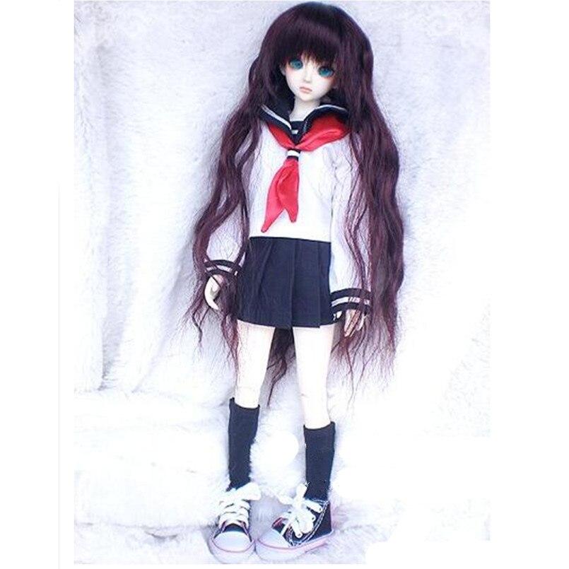 BEIOUFENG 1/3 1/4 1/6 SD BJD Doll Ropa incluye Camisas, Falda y - Muñecas y accesorios - foto 4