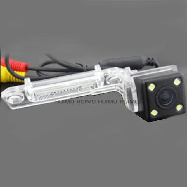 CCD HD car rear view camera for Skoda Superb for SAGITAR Jetta Touran Passat B6 Caddy Bora Multivan Caravelle Transporter T5 T28