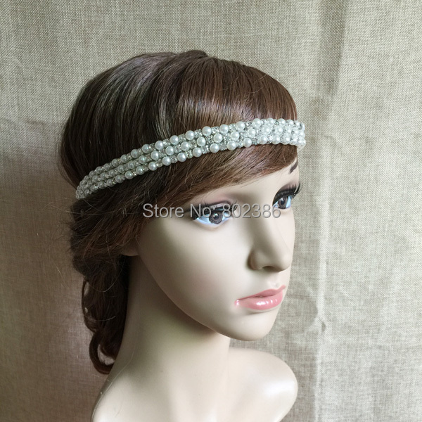 Flower Girl Rhinestone Headband-in Hair Accessories from Mother ... a8cd5bf3fb3a