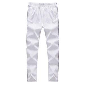 Image 4 - YIHUAHOO Tuta Da Uomo 4XL 5XL 2 Due Pezzi di Abbigliamento Set Casual Felpe Felpa Abbigliamento Sportivo Tuta Vestito di Pista Degli Uomini TC001