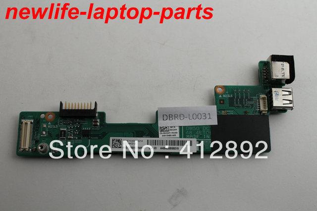 Original cargador Portátil USB Ethernet V3500 Junta 632VY 0632VY 48.4et06.011 buen envío libre