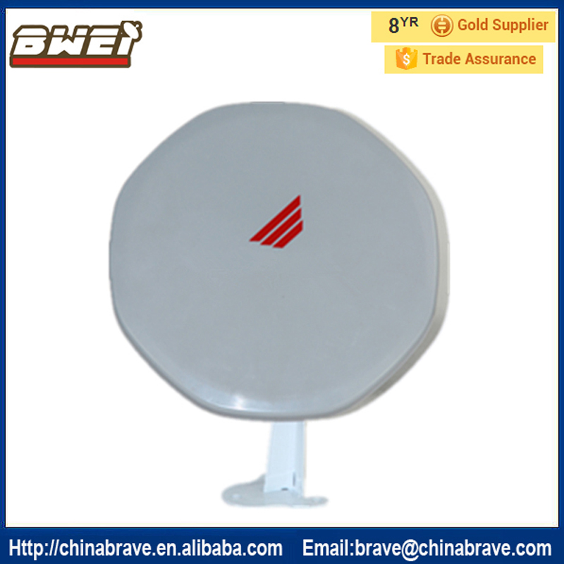 US $63 99 |Free Shipping China Supply 25cm Ku Band Mini Satellite Dish  Antenna Build in Lnb HD Vision-in Satellite TV Receiver from Consumer