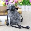 Рекс Шерсть овец Мило ягненка Кукла Брелок Подвеска Мешка Сумки Аксессуары брелок мех брелок Меха pom pom брелок