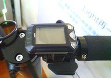 Original jackhot scooter elétrico instrumento display interruptor de tela acelerador 24 v para 5.5 polegadas jack quente 6 pinos cabo