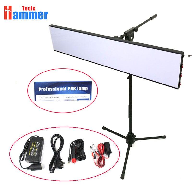 Bracket Removal  Adjustable Dent Huge Dent Lamp With Light LED