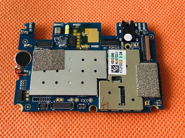 Mainboard original 3g ram + 32g rom placa mãe para umi umidigi c nota mtk6737t quad core 5.5 Polegada fhd frete grátis