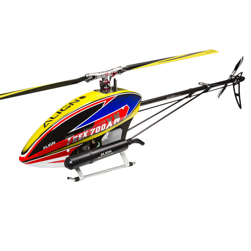 ALIGN T-REX 700XN Helicopter Dominator Super Combo RC Toy Models Helicopter Drone цена и фото