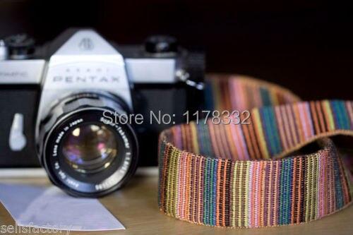Vintage dslr camera shoulder neck strap For all SLR/DSLR cameras