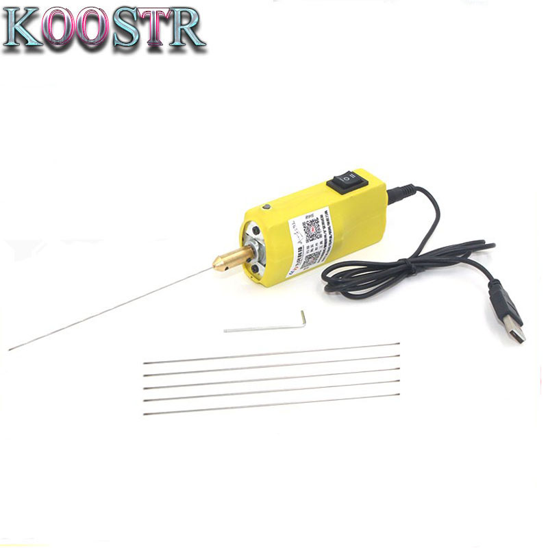 Electric OCA Glue Remover With 3-12V Power Supply Speed Controller For Mobile Phone LCD Touch Screen Repair Tools Kit