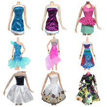 Fairy Tale Princess Doll Dress Noble Party Gown For 30cm Doll Fashion Design Outfit Best Gift For 1/6 Doll Accessories nk one set original princess doll dress noble party gown for barbie doll fashion design outfit best gift for girl doll
