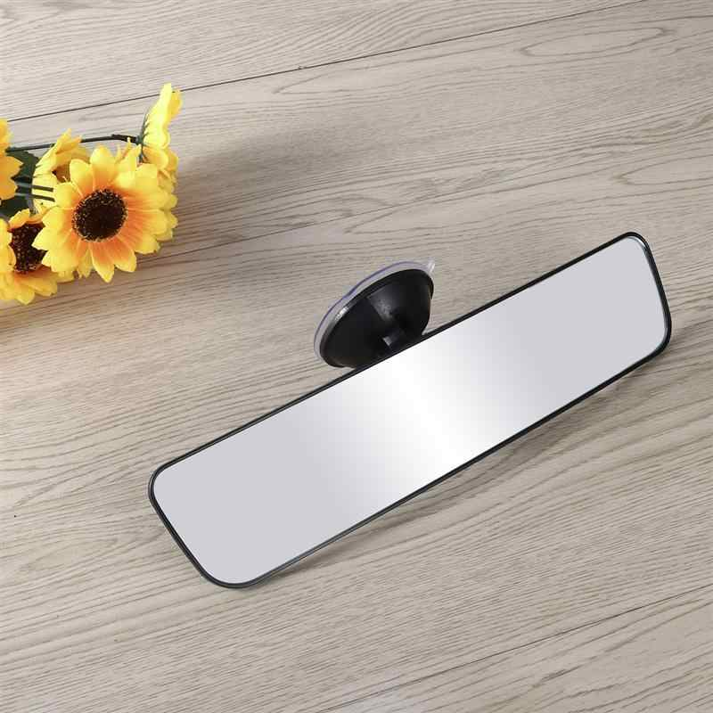 Panoramic Rear View Mirror Universal Wide Angle Rear View Mirror with Suction Installation Car Interior Mirrors Rearview Mirror