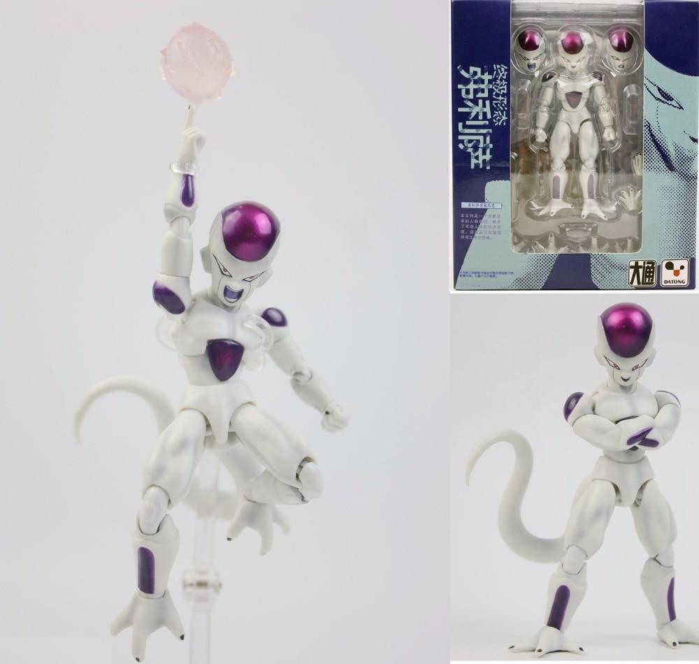 ФОТО in stock freeza Frieza SHF Dragon Ball Z Kai Super Saiyan     DaTong Chinese Version arrival at December 19