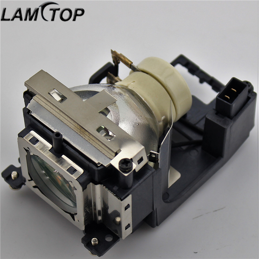 LAMTOP compatible lamp with housing POA-LMP142/610 349 7518 for PLC-XD2600C/PLC-XD2600/PLC-XD2200/PLC-XR2600C/PLC-XK2600C free shipping lamtop compatible bare lamp 610 308 3117 for plc sw35
