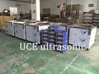 120khz 1000W High Frequency ultrasonic cleaner