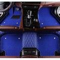 Tapetes do carro personalizado Uso de Quatro Temporadas inteligentes para todos os modelos forjeremy fortwo forfour carro acessórios auto styling esteiras pé