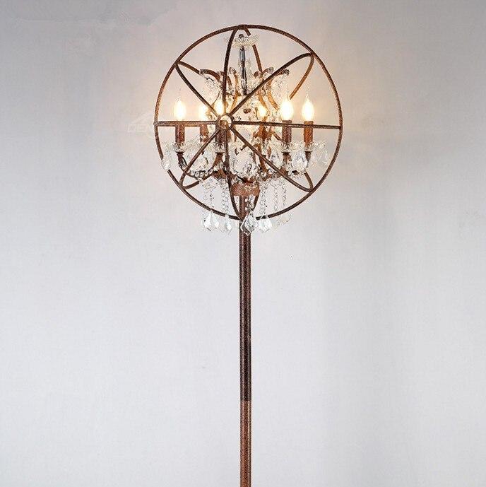 Online get cheap sphere floor lamp aliexpresscom for Sphere 5 light floor lamp