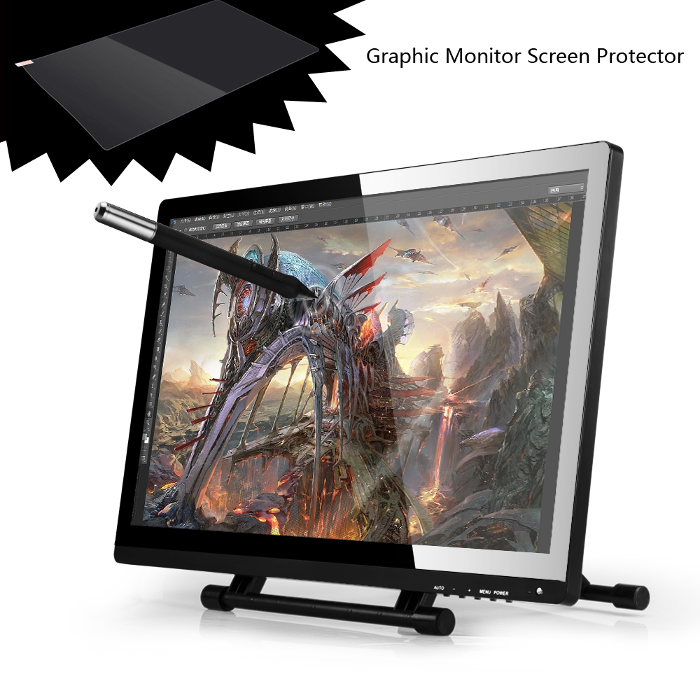 UGEE UG-2150 Graphic Drawing Tablet 1920x1080 HD Display 21.5