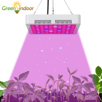 Grow Tent 1500W LED Grow Light 100 Leds Fitolampy Timer Lamp For Plants Phyto Lamp Full Spectrum Led Lights With Adjustable Rope
