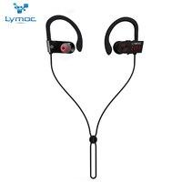 LYMOC Wireless Bluetooth Headsets Sport Running Headphones Hi Fi 3D Stereo Sound CSR4 1 Noise Isolution