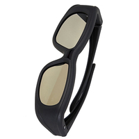 Universal 3D Active Shutter Glasses Bluetooth For Sony Panasonic Sharp Toshiba Mitsubishi Samsung 3DTV