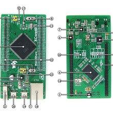 STM32 плата STM32F407IGT6 MCU основная плата, с IOs, USB, Ethernet, NandFlash Cortex-M4 STM32 макетная плата = XCore407I