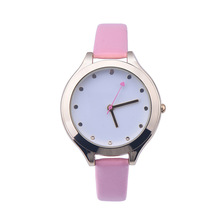 New Design Fashion Ladies Watches Elegant Rhinestone Female Quartz Watch Women Thin Leather Strap Waterproof Montre Femme