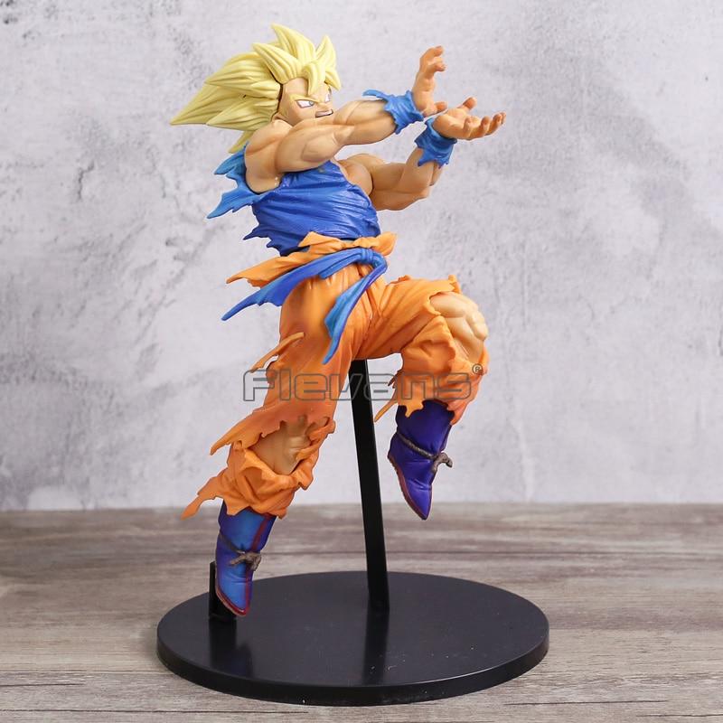 Dragon Ball Z Figure Super Saiyan Son Goku BWFC PVC Figure Toy Collectible DBZ Model FigurineDragon Ball Z Figure Super Saiyan Son Goku BWFC PVC Figure Toy Collectible DBZ Model Figurine