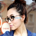 2016 nova Designer elegante cabeça De leopardo armação dos óculos mulheres Optical óculos De computador óculos espetáculo quadro Oculos De Grau