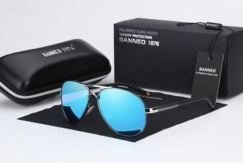 2020 HD Polarized UV 400 men's Sunglasses brand new male cool driving Sun Glasses driving eyewear gafas de sol shades with box 10