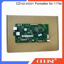 Original Formatter Board PCA Assy logic MainBoard mother board CZ165 60001 for HP Color LaserJet Pro