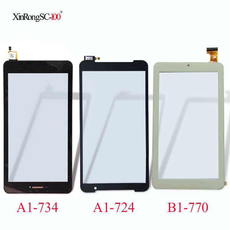 "7 ""dla acer iconia Talk S A1-734/A1-724 A1-724A/B1-770 A5007/Talk7 B1-723/7 B1-780 tablet dotykowy ekran panel digitizera"