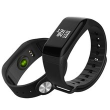 Original R3 Bluetooth Inteligente Cintura Banda de Pulsera de La Venda Pasómetro registro de Sueño Perdido Anti Mensaje Recordatorio de Llamada para IOS Android 3