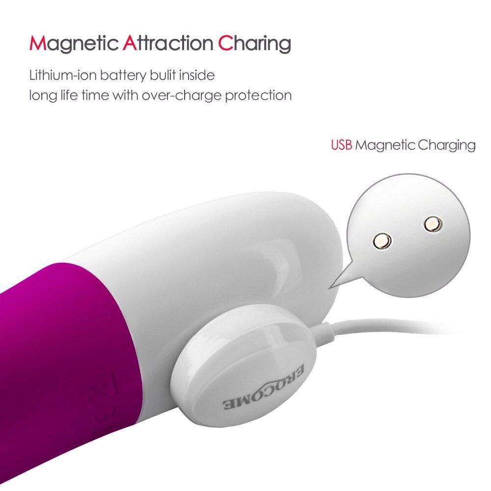 8*8 Vibration Mode Powerful Big Dildo Vibrators for Women Magic Wand Body Massager Sex Toy For Woman Clitoris Stimulate Female