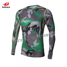 Elasticity Sports Sets Running Jogging Clothes Aerobics Gym Men Fitness Breathable Suit