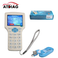 SK 670 Super Smart Car Key Machine ID IC Card Copy Device English Version Can Copy