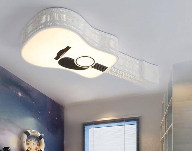 AuBergewohnlich Moderne Deckenleuchten Jungen Und Mädchen Cartoon Kreative LED Kinder  Lichter Schlafzimmer Wohnzimmer Deckenleuchten LO7255