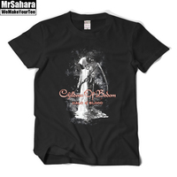 Children Of Bodom Men T Shirt Street Fashion Metal Rock HipHop Halo Of Blood Tee Shirt