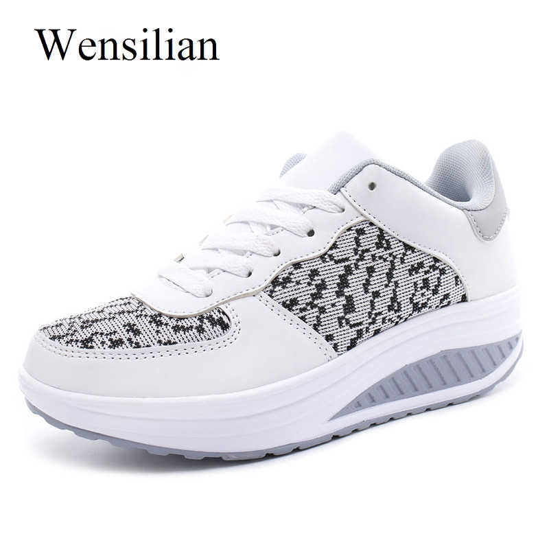 save off b8535 51647 Fashion Platform Sneakers Vulcanize Shoes Wedges Shoes For Women Fenty  Beauty Creepers Basket Femme Tenis Masculino Adulto