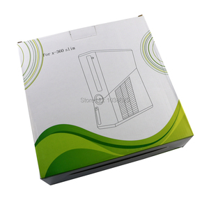 Image 5 - Full set Housing Shell Case for XBOX360 xbox 360 Slim console replacement