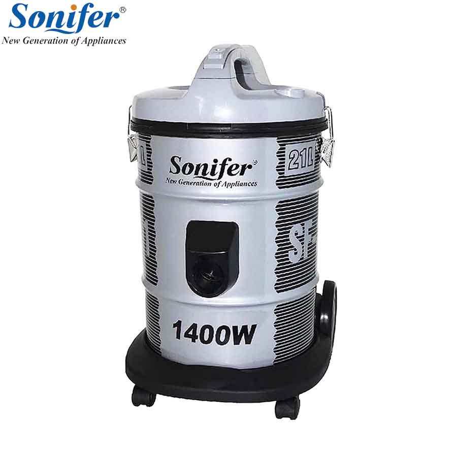 Large-capacity vacuum cleaner dust collector water filtration wet and dry suction device aspirator Sonifer цена и фото