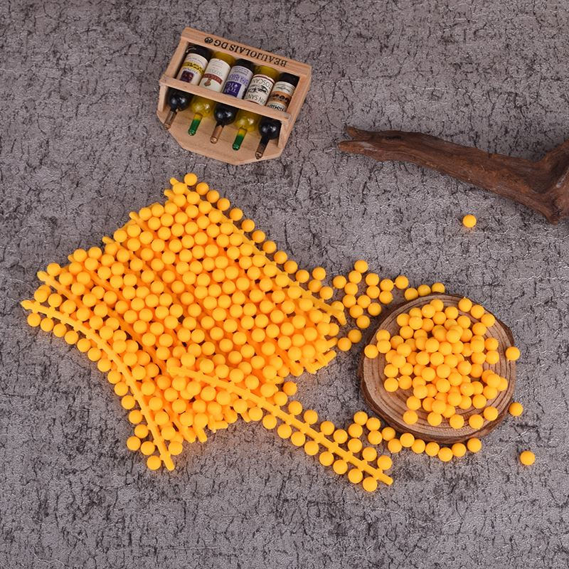 900ball/30loaf 6mm Air soft rubber bb gun bullets.(not hard plastic) airsoft pistol for bb sniper gun shot paintballs