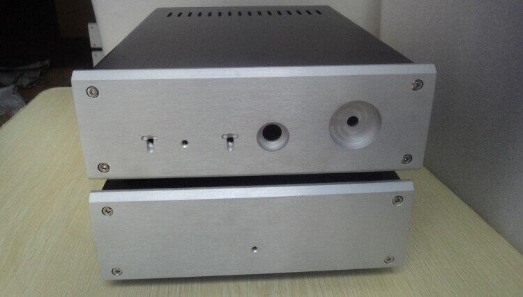 amplifier case size 200*70*263mm DIY aluminum amp chassis/AMP Enclosure / case PSU BOX /An Set amplifier case
