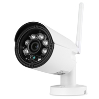 SANNCE IP Camera 720P WIFI Wireless CCTV Onvif HD IR Night Vision Outdoor Security Surveillance Camera
