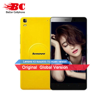 Original Lenovo K3 Note K50-T5 MTK6752 Octa Core FDD LTE 4G 2G RAM 16G ROM 5.5 inch FHD 1920x1080P 13MP 3000mAh Android6.0 Phone