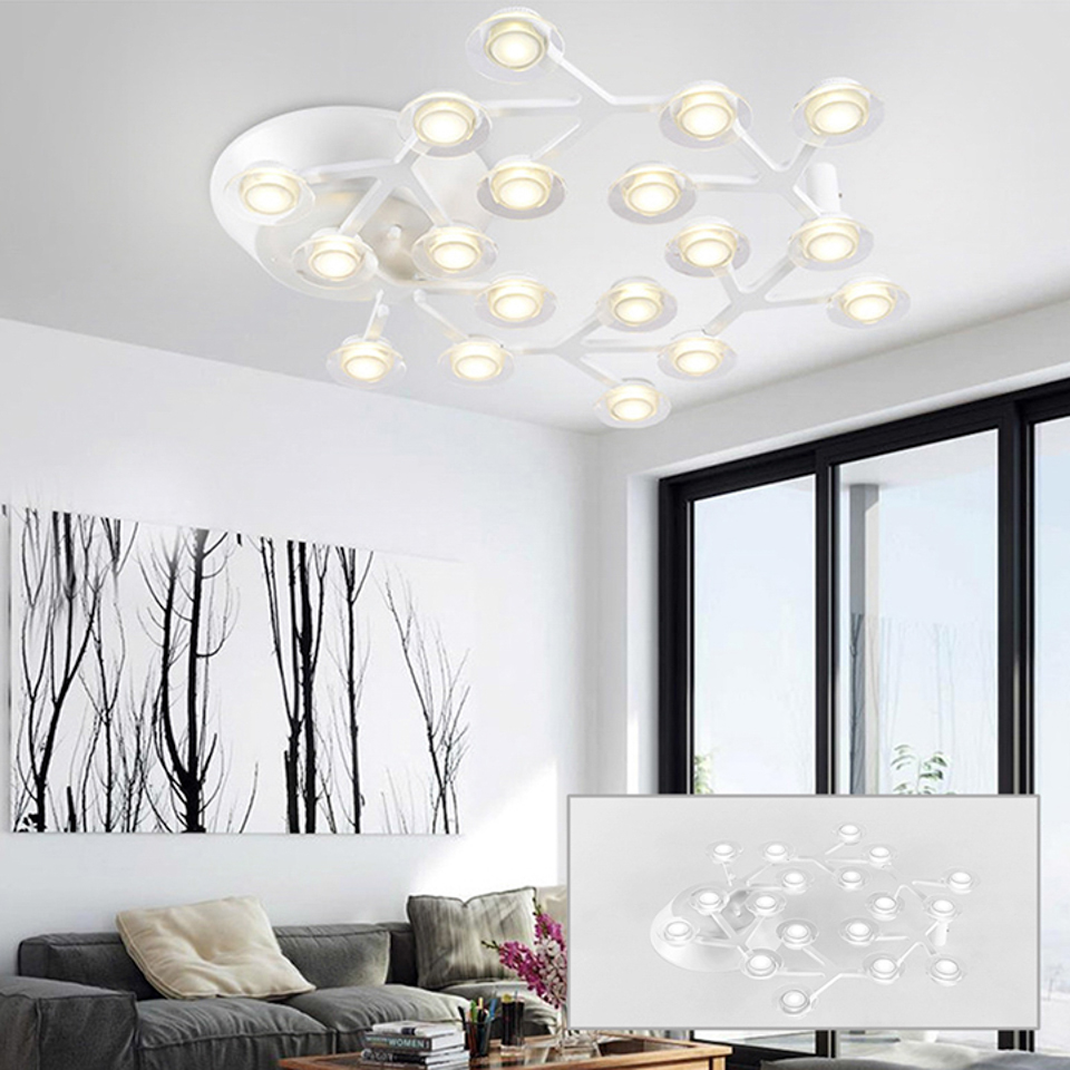 Black white led dome lights plum blossom lamp sitting room dining black white led dome lights plum blossom lamp sitting room dining room creative net circle ceiling lighting yslcb free shipping in ceiling lights from arubaitofo Choice Image