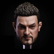 Custom 1/6 The Indian Emperor director Movie star Aamir Khan Head Carving fit 12inch Male body Model Toy