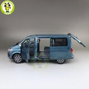 Image 4 - 1/18 NZG Multivan T6 Diecast דגם רכב אוטובוס MPV ילד ילדה מתנות אוסף תחביב