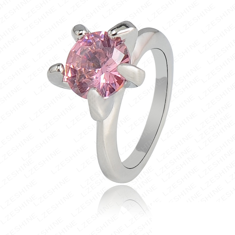 Unique New Finger Ring Silver Plating Small Ring Made With