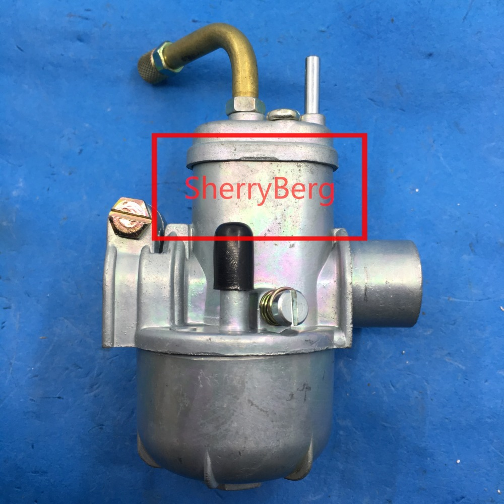 US $26 99 |Puch Moped 12mm Bing Style Carb Carburetor Maxi Sport Luxe  Newport E50 Murray bing 12 carburettor carby top quality free shippin-in